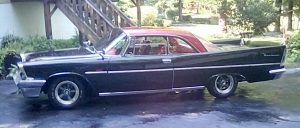 1958 Chrysler Windsor with a big bad Hemi !!