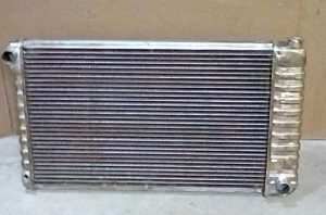 1970 Chevelle LS5 radiator with a new core.