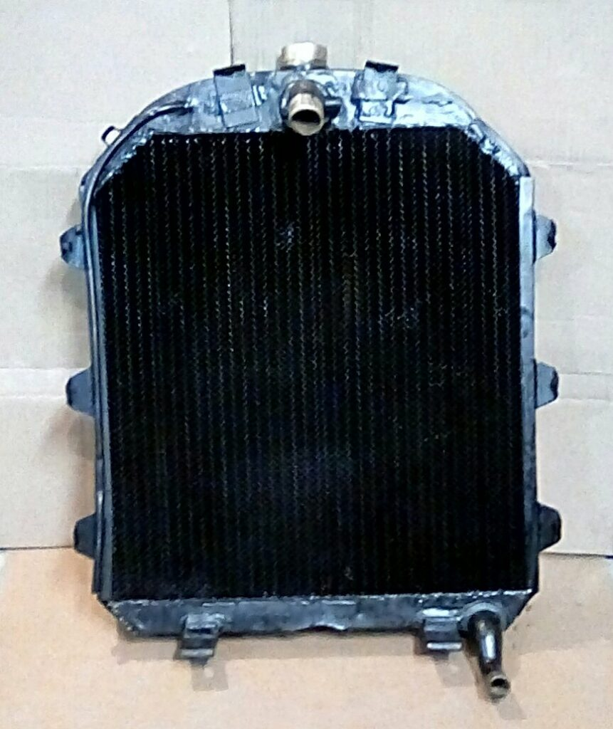 1917 Marion- Handley original radiator, completely refurbished.